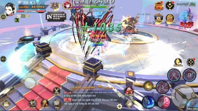 Game tiên kiếm hiệp máu lửa Lan Lăng Vương Mobile ra mắt chính thức ngày 11/10 - Ảnh 4.