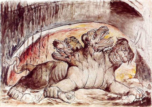 Trong vũ trụ DC, Cerberus - chó 3 đầu canh cửa Địa Ngục là con quái vật như thế nào? - Ảnh 1.