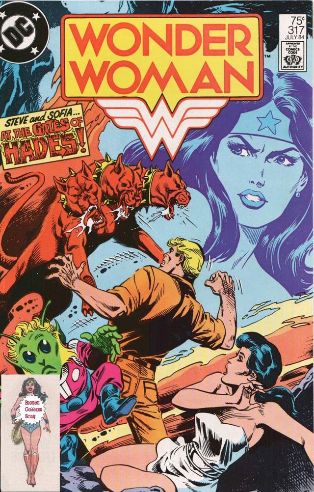 Trong vũ trụ DC, Cerberus - chó 3 đầu canh cửa Địa Ngục là con quái vật như thế nào? - Ảnh 4.