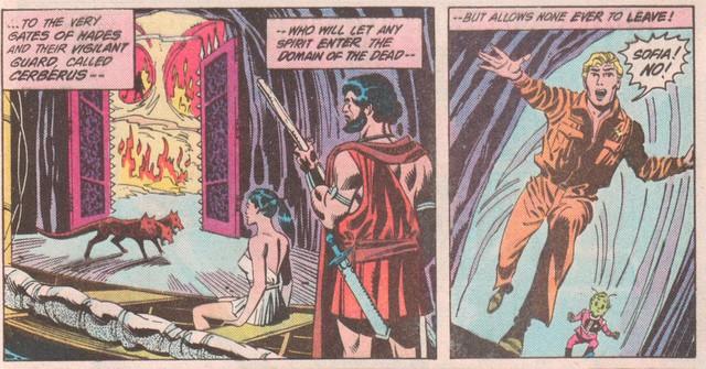 Trong vũ trụ DC, Cerberus - chó 3 đầu canh cửa Địa Ngục là con quái vật như thế nào? - Ảnh 5.