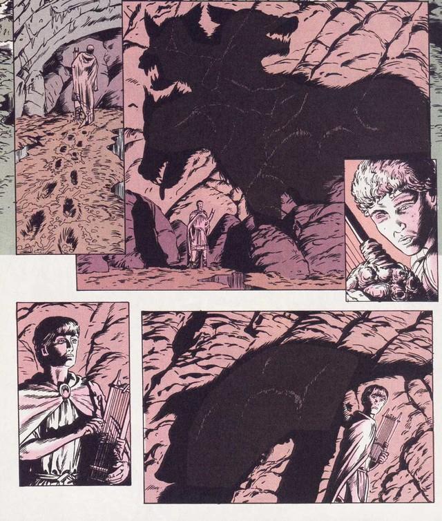 Trong vũ trụ DC, Cerberus - chó 3 đầu canh cửa Địa Ngục là con quái vật như thế nào? - Ảnh 6.