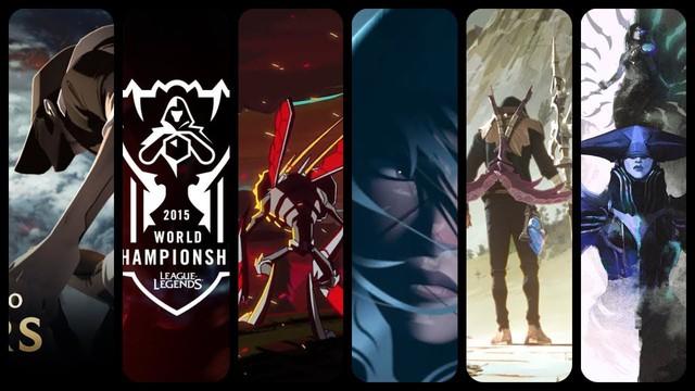 LMHT: Xếp hạng tất cả 6 ca khúc chủ đề CKTG - Huyền thoại bất hủ mang tên RISE và Warriors - Ảnh 1.