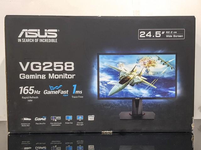 Đánh giá nhanh màn hình Asus VG258QR: Màn hình siêu nhanh dành cho dân FPS có mức giá cực mềm - Ảnh 1.