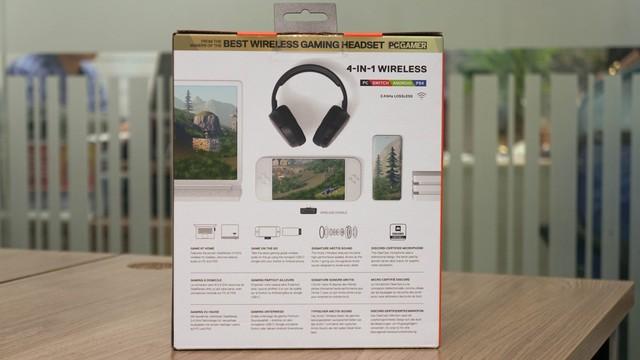 Dùng thử SteelSeries Arctis 1 Wireless: Đang chơi game muốn đi WC cũng không cần tháo tai nghe - Ảnh 2.