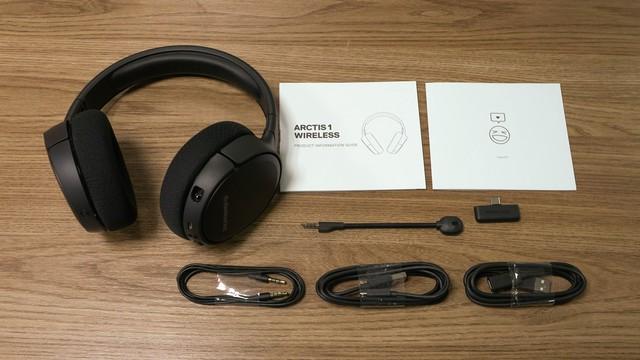 Dùng thử SteelSeries Arctis 1 Wireless: Đang chơi game muốn đi WC cũng không cần tháo tai nghe - Ảnh 5.