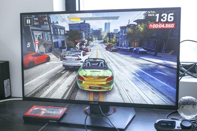 Đánh giá nhanh màn hình Asus VG258QR: Màn hình siêu nhanh dành cho dân FPS có mức giá cực mềm - Ảnh 8.