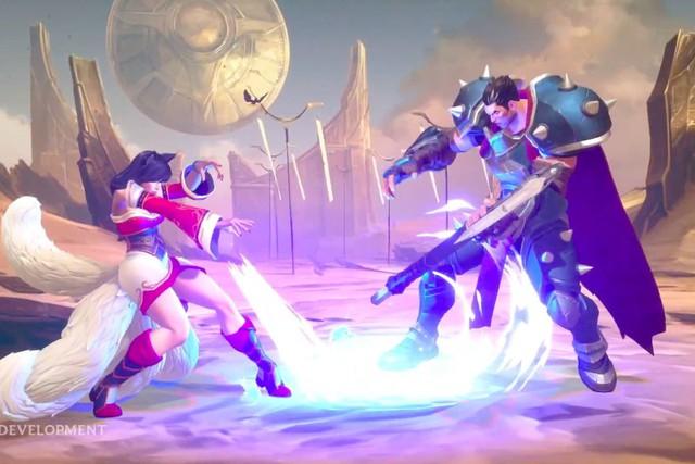 Vũ trụ LMHT xuất hiện thành viên mới: Game đối kháng Project L - Ảnh 1.