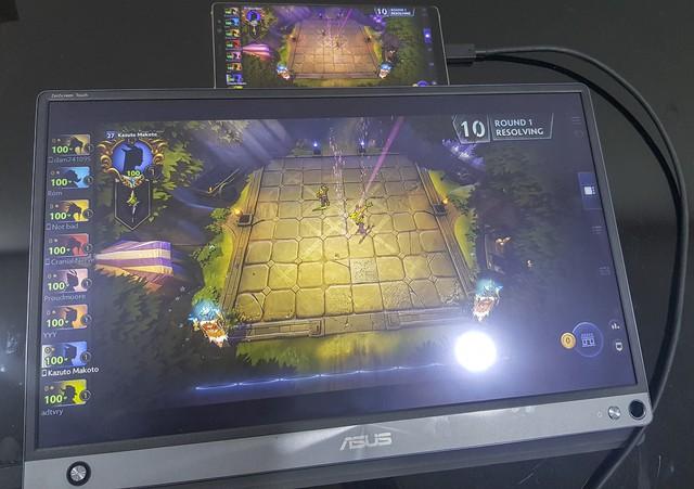 Màn hình di động Asus Zenscreen touch MB16AMT: Vũ khí mới cực khủng cho game thủ chiến game khắp mọi nơi - Ảnh 5.