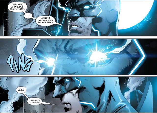Batman trở lại làm Thần Trí Tuệ trong phim hoạt hình mới của DC - Ảnh 6.