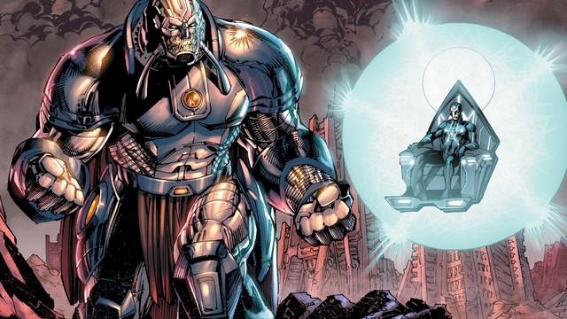 Batman trở lại làm Thần Trí Tuệ trong phim hoạt hình mới của DC - Ảnh 4.