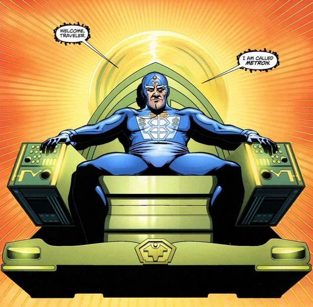 Batman trở lại làm Thần Trí Tuệ trong phim hoạt hình mới của DC - Ảnh 8.