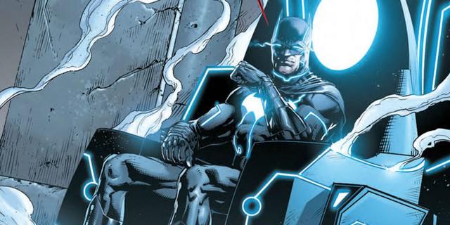 Batman trở lại làm Thần Trí Tuệ trong phim hoạt hình mới của DC - Ảnh 2.