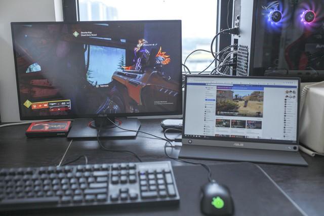 Màn hình di động Asus Zenscreen touch MB16AMT: Vũ khí mới cực khủng cho game thủ chiến game khắp mọi nơi - Ảnh 6.