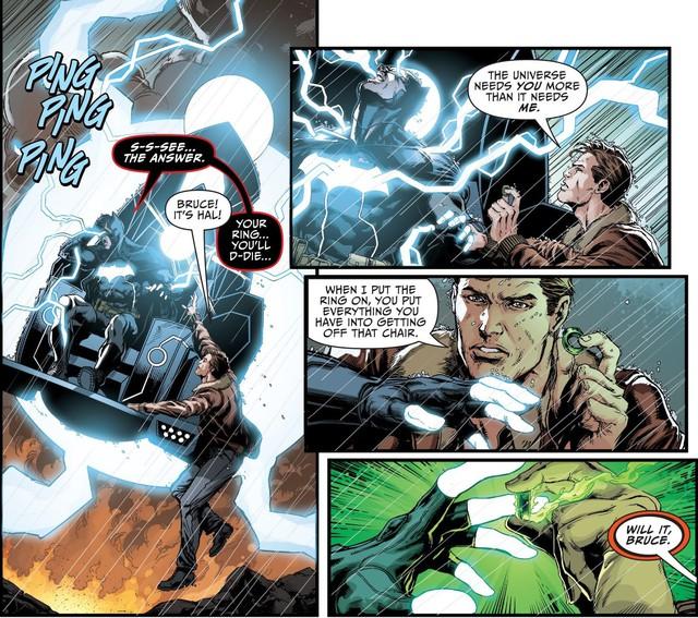 Batman trở lại làm Thần Trí Tuệ trong phim hoạt hình mới của DC - Ảnh 7.