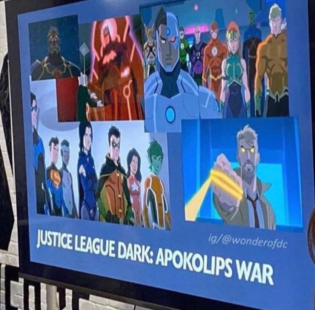 Batman trở lại làm Thần Trí Tuệ trong phim hoạt hình mới của DC - Ảnh 1.