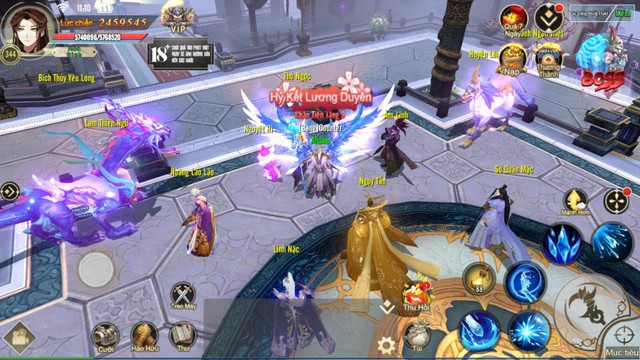 Lan Lăng Vương Mobile ra mắt trang chủ, MMORPG hấp dẫn trong tháng 10 - Ảnh 2.
