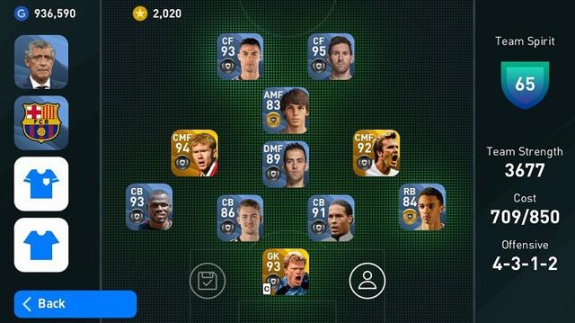 Review PES 2020 Mobile: Game bóng đá trên di động hay nhất từ trước đến nay - Ảnh 2.