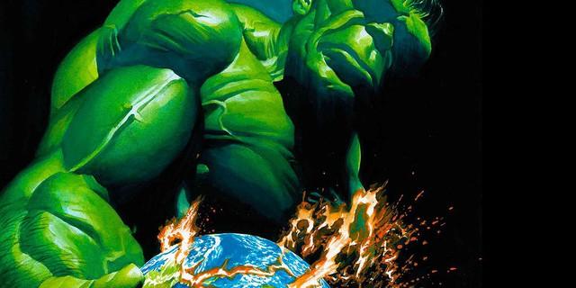 Soán ngôi Galactus, Immortal Hulk trở thành kẻ sống sót cuối cùng trong vũ trụ Marvel tương lai - Ảnh 1.