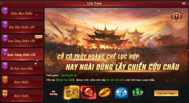 Hàng hiếm làng game Việt Cửu Thiên 3 chính thức ra mắt 22/10 - Ảnh 13.