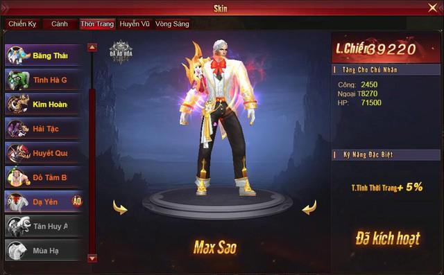 Hàng hiếm làng game Việt Cửu Thiên 3 chính thức ra mắt 22/10 - Ảnh 17.