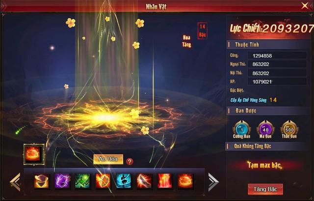 Hàng hiếm làng game Việt Cửu Thiên 3 chính thức ra mắt 22/10 - Ảnh 18.
