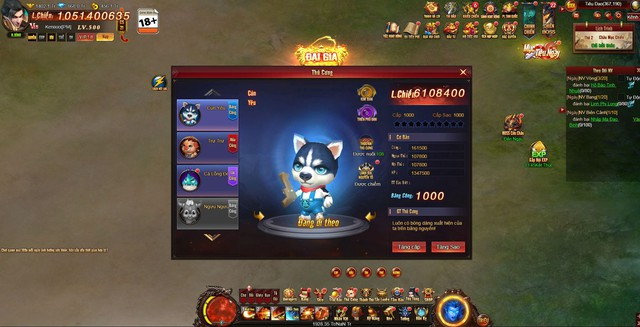 Hàng hiếm làng game Việt Cửu Thiên 3 chính thức ra mắt 22/10 - Ảnh 10.