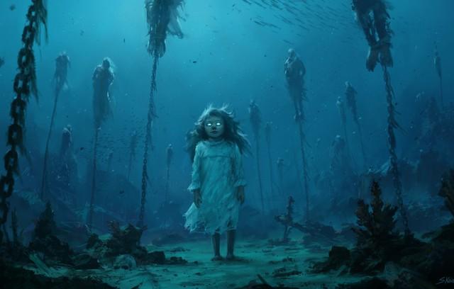 Chuyện kể về ma da: Những hồn ma chết đuối vĩnh viễn không thể siêu thoát - Ảnh 1.