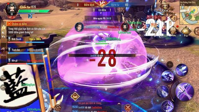 Cửu Kiếm 3D: Cách ngắt thời gian chờ để đạt cấp 140 trong ngày đầu tiên dành cho các game thủ không thích nạp - Ảnh 3.