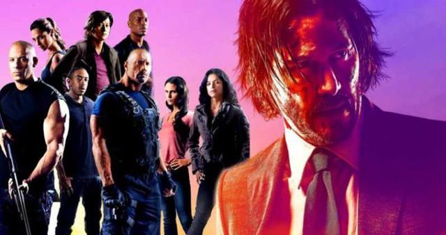 Đại gia đình Fast and Furious khao khát ông Kẹ John Wick sẽ gia nhập hội quái xế - Ảnh 2.