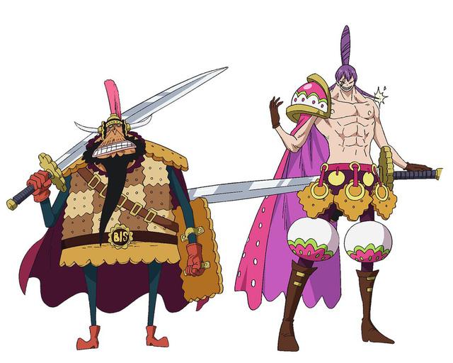 One Piece: Tư lệnh ngọt băng Big Mom đầu tiên bị Luffy đánh bại có mạnh hay không? - Ảnh 3.