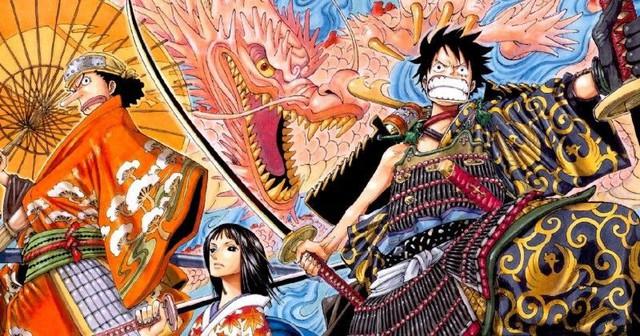 One Piece: Luffy mặc giáp samurai và 3 chi tiết trong arc Wano đã được Oda ngầm báo từ hơn 600 chương trước - Ảnh 1.