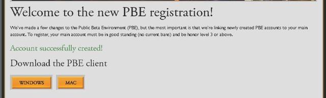 LMHT: Hướng dẫn chi tiết cách tạo tài khoản PBE, trải nghiệm phong thái đại gia cho game thủ Việt - Ảnh 6.