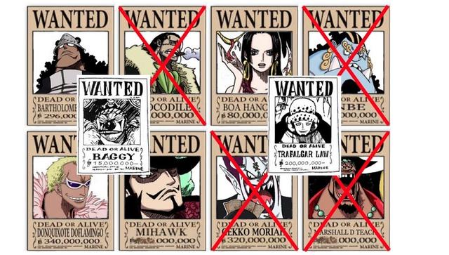 One Piece: Lý do các Shichibukai bị săn đuổi ngay sau khi giải tán, phải chăng Chính phủ vẫn e dè trước sức mạnh của họ? - Ảnh 1.