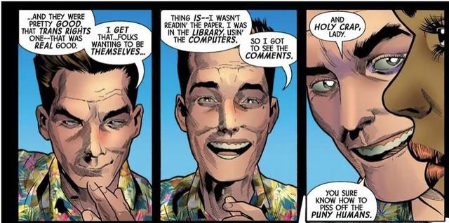 Không còn là một Avenger, Immortal Hulk sẽ có biệt đội siêu anh hùng của riêng mình? - Ảnh 8.