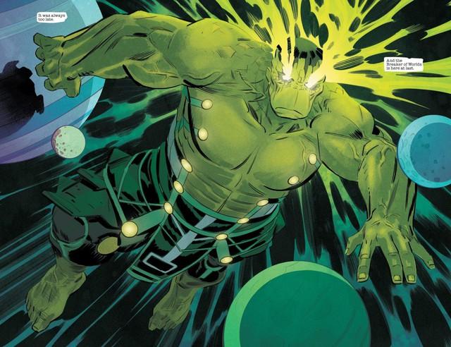 Không còn là một Avenger, Immortal Hulk sẽ có biệt đội siêu anh hùng của riêng mình? - Ảnh 6.