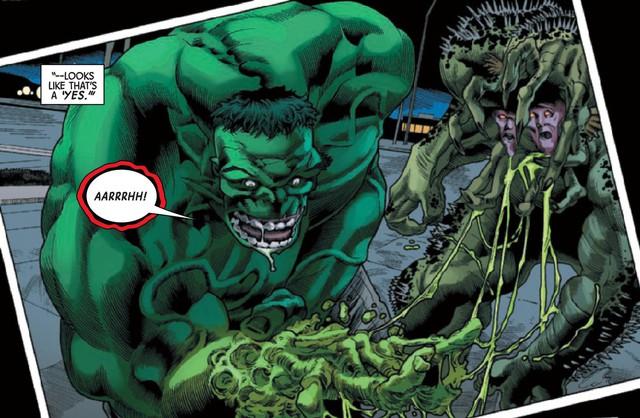 Không còn là một Avenger, Immortal Hulk sẽ có biệt đội siêu anh hùng của riêng mình? - Ảnh 4.