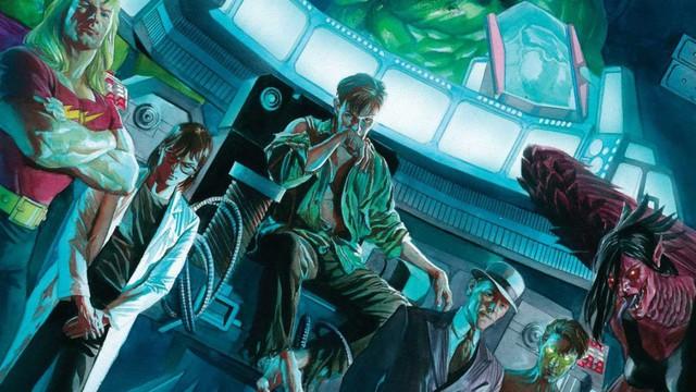 Không còn là một Avenger, Immortal Hulk sẽ có biệt đội siêu anh hùng của riêng mình? - Ảnh 2.