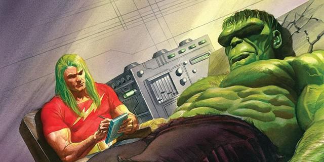 Không còn là một Avenger, Immortal Hulk sẽ có biệt đội siêu anh hùng của riêng mình? - Ảnh 12.