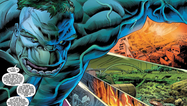 Không còn là một Avenger, Immortal Hulk sẽ có biệt đội siêu anh hùng của riêng mình? - Ảnh 5.