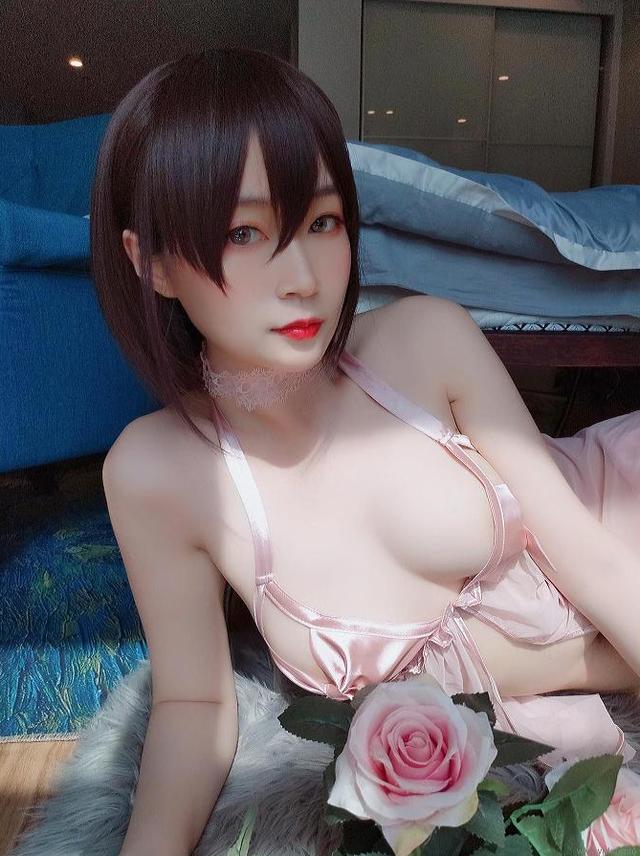 Tan chảy khi ngắm bộ ảnh cosplay thiên thần nội y của nàng mẫu xinh đẹp - Ảnh 11.