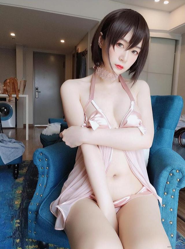 Tan chảy khi ngắm bộ ảnh cosplay thiên thần nội y của nàng mẫu xinh đẹp - Ảnh 6.