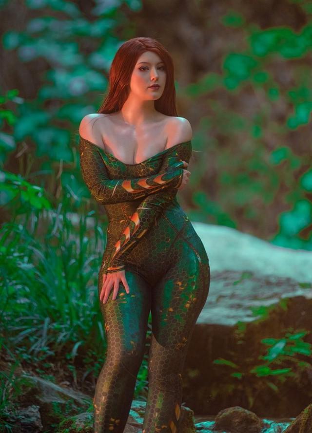 Nữ cường nhân trong thế giới siêu anh hùng của Marvel và DC đẹp rụng tim qua loạt ảnh cosplay - Ảnh 15.