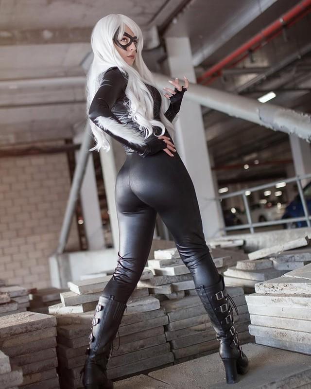 Nữ cường nhân trong thế giới siêu anh hùng của Marvel và DC đẹp rụng tim qua loạt ảnh cosplay - Ảnh 5.