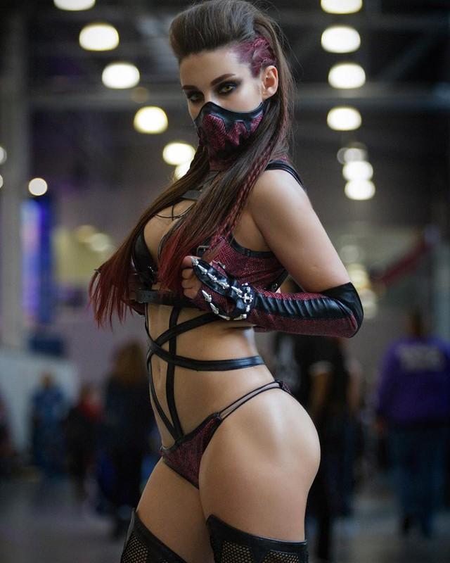 Nữ cường nhân trong thế giới siêu anh hùng của Marvel và DC đẹp rụng tim qua loạt ảnh cosplay - Ảnh 7.