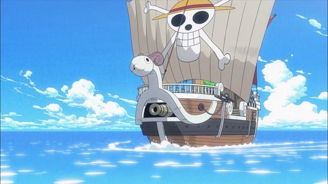 Oro Jackson và 10 con tàu hải tặc khét tiếng nhất đã xuất hiện trong One Piece - Ảnh 9.