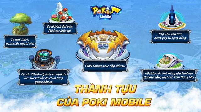 Poki Mobile ấn định thời gian Alpha Test ngày 9/10 - Ảnh 5.