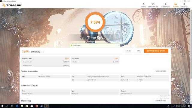 Cấu hình khoảng 25 - 30 triệu của AMD gồm Ryzen 5 3600X và Radeon 5700 thực tế chiến game liệu có ngon? - Ảnh 4.
