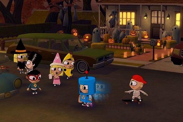 Costume Quest đang phát tặng miễn phí 100%, chỉ vài click là nhận game vĩnh viễn - Ảnh 1.