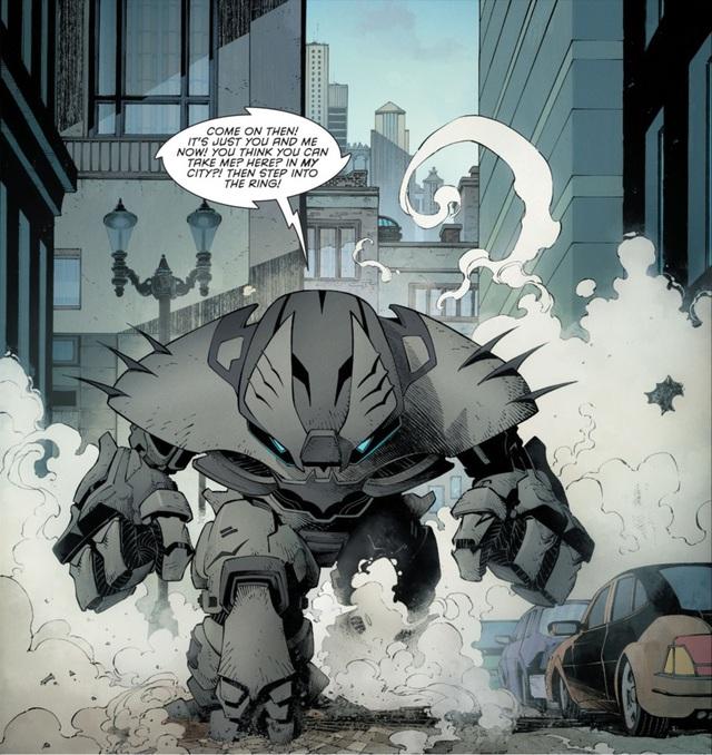Không chỉ Batman, Wonder Woman cũng có chiến lược để hạ gục Justice League? - Ảnh 3.
