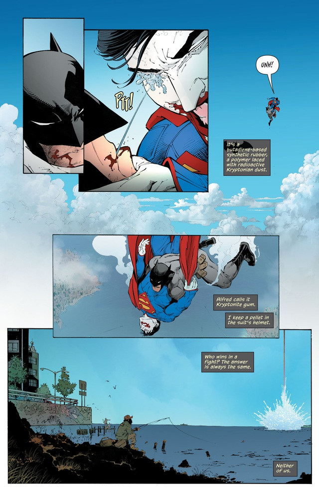 Không chỉ Batman, Wonder Woman cũng có chiến lược để hạ gục Justice League? - Ảnh 4.
